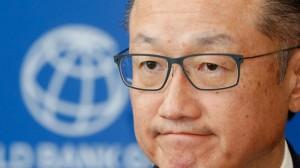 Ph: DR-: Le président du Groupe de la Banque mondiale, Jim Yong Kim, quittera ses fonctions le 1er février prochain