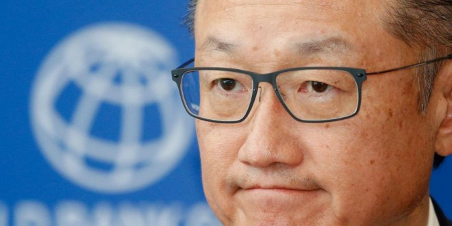 Le président du Groupe de la Banque mondiale, Jim Yong Kim, quittera ses fonctions le 1er février