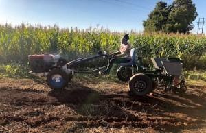 Ph: DR-: Pour l'Union Africaine et les Nations Unies, seule la mécanisation des exploitations agricoles pourrait permettre d'inverser la tendance.