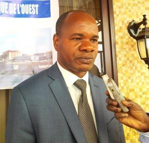Ph: DR-: M. Dosso Bakary, Directeur par intérim du Bureau sous-régional Afrique de l'Ouest de la CEA (BSR-AO/CEA)