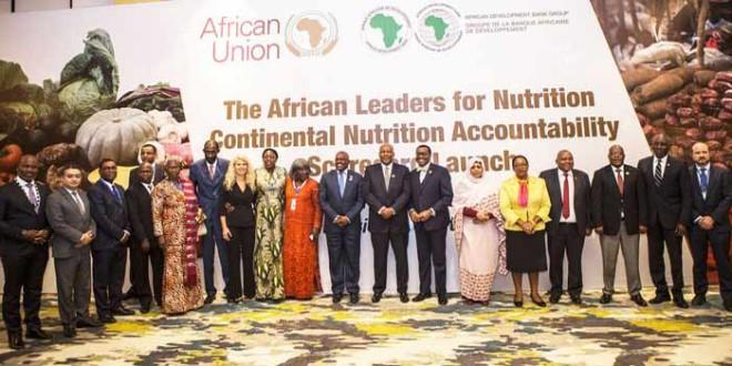 Lancement du Tableau de bord de Suivi des progrès en matière de nutrition : Renforcer les engagements étatiques pour une fin définitive de la malnutrition en Afrique