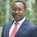 Ph: DR:M. Albert Zeufack, l'Economiste en chef de la Banque mondiale pour l'Afrique.