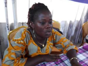 Ph:DR-: Mme Nina Dessouassi
