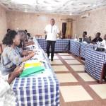 Droits fonciers et Autonomisation des femmes au Bénin : Journalistes et animateurs des radios sont désormais aguerris