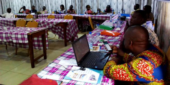 L'Accès et le contrôle de la femme aux facteurs de production : Encadreurs et Animateurs des producteurs à la base désormais aguerris pour le dialogue communautaire