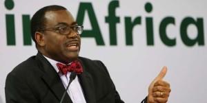 PH: DR/ Akinwumi Adesina, président de la BAD