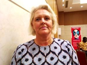 Ph; DR:Mme Christine Quantin, la Représentante pour le Bénin et le Togo de la Direction Afrique de l'Ouest est de nouveau basée à Cotonou.