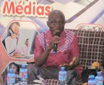 Ph: DR-: Noël   ALLAGBADA, Ancien journaliste, Directeur de Publication, président de l'Amicale des Retraités de la Presse écrite du Bénin (ARPEB)