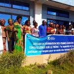 Atelier de Formation des Femmes leaders et Elues conseillères à Ouidah : Changer le paradigme dans la gouvernance foncière
