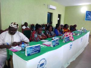 Ph;DR: Les femmes leaders, élues conseillères promettent d'influencer les décisions sur les questions foncières à travers leur implication