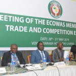 TRADE AND COMPETITION EXPERTS COMMENCE MEETING ON THE IMPLEMENTATTION OF THE ECOWAS COMPETITION POLICY