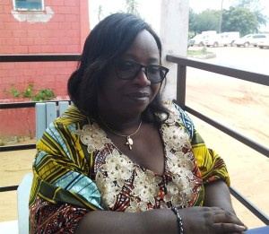 Ph: DR : Mme Olivia Hungbo Kploca, Magistrate et Présidente du Tribunal d'Allada