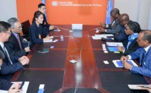 Ph: DR-: Des initiatives pour des possibilités d'engagements concrets sur des investissements croissants, des Partenariats public-privé