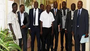 Ph: Dr- L'équipe du Bureau sous régionale de la CEA conduite par le D. (PI) M. Bakary Dosso