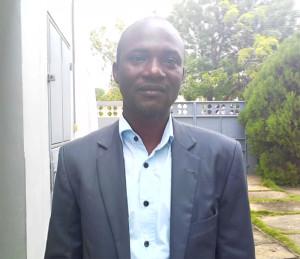 Ph: DR-: M. Théodore GOLLI, Chargé du Programme pour le Dialogue politique en Afrique de l'Ouest (PDWA)  à la KAS