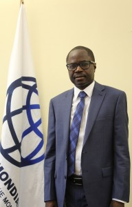 Ph: DR-: M. Atou Seck, le nouveau Représentant Résident de la Banque mondiale pour le Bénin.