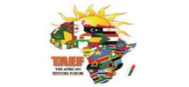 STATEMENT of The African Editors Forum (TAEF) for African media, Souleymane Diallo of Guinea Conakry