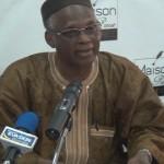 Ph: DR- soutien pour notre confrère guinéen Souleymane Diallo, Directeur du groupe de presse « Le Lynx/La Lance »