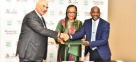 La Commission de l'Union africaine, AUDA-NEPAD et le Groupe OCP :Pour approfondir leur collaboration en vue de développer l'agriculture en Afrique