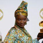 Musique béninoise : Un Grammy de plus et la 5ème pour la chanteuse béninoise Angélique Kidjo !