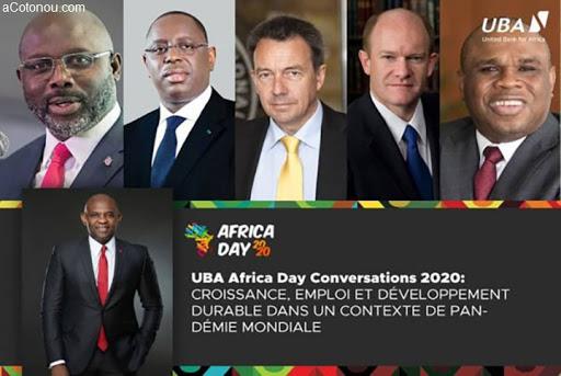 UBA des Africa Day 2020 (2ème Edition): Développer une économie domestique pour une Afrique indépendante