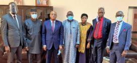 Mission de Diplomatie préventive CEDEAO-Union africaine et Nations Unies en République de Guinée (Communiqué de presse)