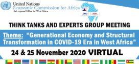 Economie générationnelle et transformation structurelle à l'ère de la Covid-19: Explorer le lien entre la dynamique démographique et le développement durable