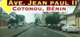 Rénovation des principales infrastructures administratives le long de l'avenue Jean-Paul II à Cotonou : Une mission de relevé d'état des lieux et de diagnostic en cours