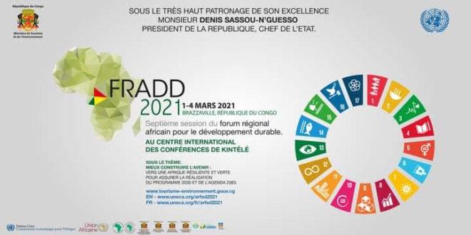 7ème Session du Forum régional africain pour le développement durable (FRADD-2021): L'Afrique n'est pas sur la bonne voie pour réaliser la faim « zéro » d'ici 2030