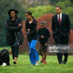 Insolite : La famille Obama rend un hommage bouleversant à son chien Bo, décédé d'un cancer