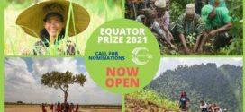 Le PNUD et ses partenaires lancent l'appel à candidature pour le Prix Équateur 2021 (Communiqué de presse)