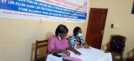 Atelier de validation du rapport de l'étude sur la prise en compte de l'impact du Covid-19 sur les femmes et les filles dans les politiques publiques au Bénin