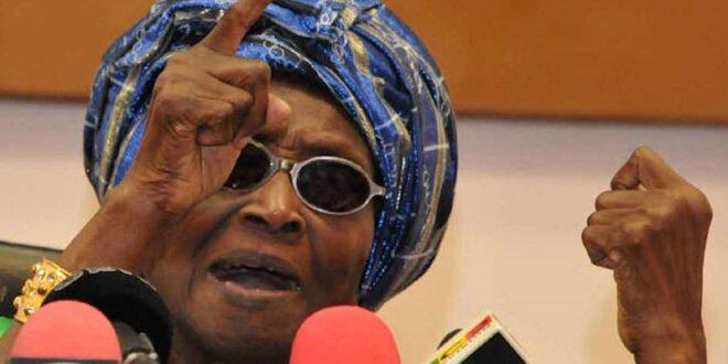 Carnet noir/ Bénin: Rose Honorine dite Rosine Vieyra Soglo tire sa révérence
