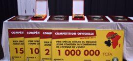 27ème Edition du FESPACO : Agnon Flora DONGBEHOUNDE du Bénin décroche l'un des prix spéciaux de la CEDAO