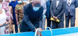 Célébration de la Journée mondiale du lavage des mains : Un dispositif de lavage des mains intelligent et innovant inauguré